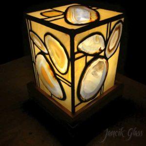 Agate lamp 1403d