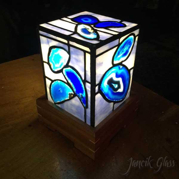 Agate lamp 1410d