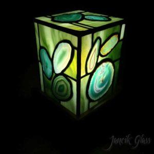 Agate lamp 1421b