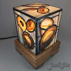 Agate lamp 1430b