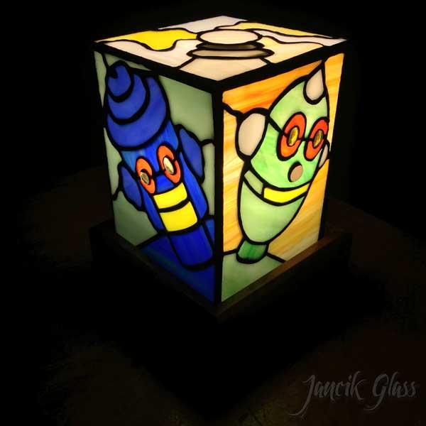 Agate lamp 1442a