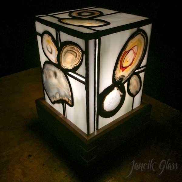 Agate lamp 1448d